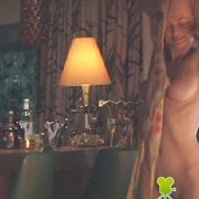 Heather Graham desnuda en una escena del drama 'Boogie nights'