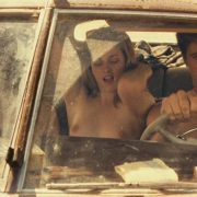 Kristen Stewart en una escena de 'On the Road (En la carretera)'