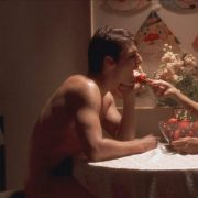 Tom Cruise y Kelly Preston desnudos en una escena de 'Jerry Maguire'