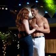 Adam Rodríguez desnudo en una escena de 'Magic Mike'