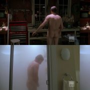 Kevin Spacey desnudo en 'American Beauty'