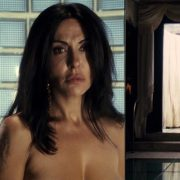 Sabrina Ferilli gets naked in 'The great beauty'