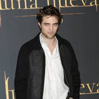 Robert Pattinson, de Crepúsculo