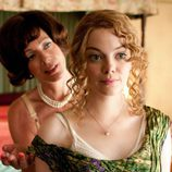 Emma Stone y Allison Janney en 'The help'