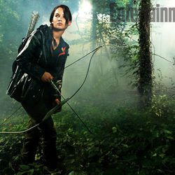 Jennifer Lawrence como Katniss Everdeen