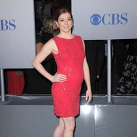 Alyson Hannigan posa a la entrada de los People Choice Awards 2012