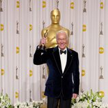 Christopher Plummer, mejor actor de reparto en los Oscar 2012