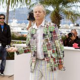 Bill Murray en el Festival de Cannes 2012