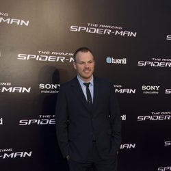 Marc Webb en la premiére de 'The Amazing Spider-Man' en Madrid
