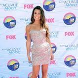 Lea Michele en los Teen Choice Awards 2012