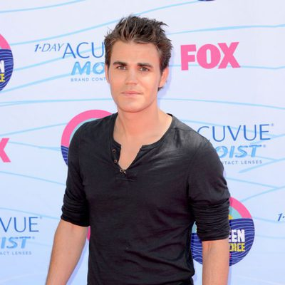 Paul Wesley en los Teen Choice Awards 2012