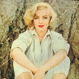 Marilyn Monroe en color