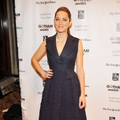 Amy Adams en los Gotham Awards 2012 de cine independiente