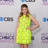 Chloë Grace Moretz en la gala de los People's Choice Awards 2013