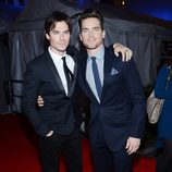 Ian Somerhalder y Matt Bomer en la gala de los People's Choice Awards 2013
