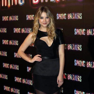 Ashley Benson presenta 'Spring Breakers' en Madrid
