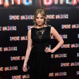 Ashley Benson en la premiere de 'Spring Breakers' en Madrid