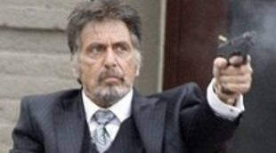 Primera imagen de Al Pacino, Christopher Walken y Alan Arkin en 'Stand Up Guys'