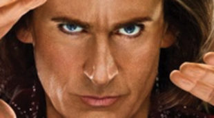 Nuevo tráiler y cartel de 'The Incredible Burt Wonderstone' comedia protagonizada por Jim Carrey y Steve Carell