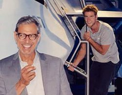 Liam Hemsworth boicotea a Jeff Goldblum en el set de 'Independence Day'
