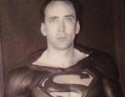 Nicolas Cage como Superman en 'The Death of Superman Lives'