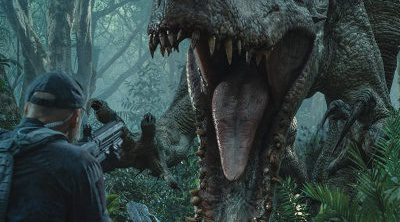 'Jurassic World 2' confirmada para 2018