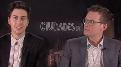 Nat Wolff y John Green: