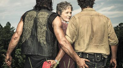 ¿Relación homosexual entre Rick y Daryl en 'The Walking Dead'?
