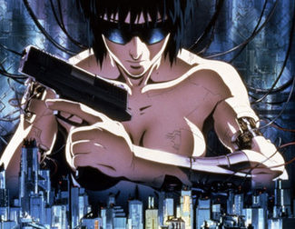 Fotos de los personajes de 'Ghost in the Shell'
