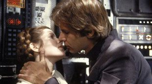 Carrie Fisher y Harrison Ford tuvieron un romance durante 'Star Wars'