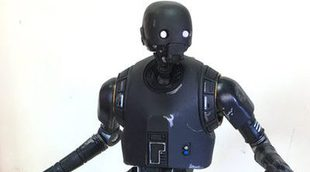Cómo se creó K-2SO en 'Rogue One: Una historia de Star Wars'