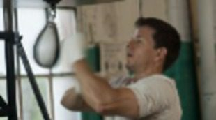 Mark Wahlberg ya se entrena para la secuela de \'The fighter\'