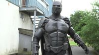 Cosplay de Batman consigue record Guinness