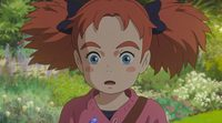 'Mary and the Witch's Flower' Tráiler Oficial Subtitulado En Inglés