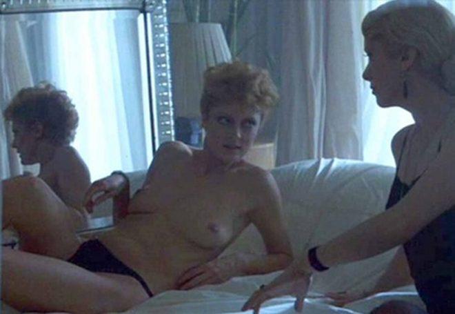 Susan Sarandon desnuda y Eva Amurri Mega Gallery