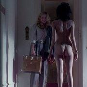 Angelina Jolie desnuda en una escena de 'Gia', película para televisión de 1998