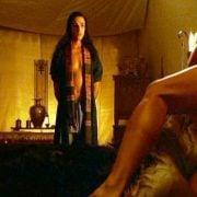 Colin Farrell desnudo en una escena de 'Alejandro Magno' de 2004
