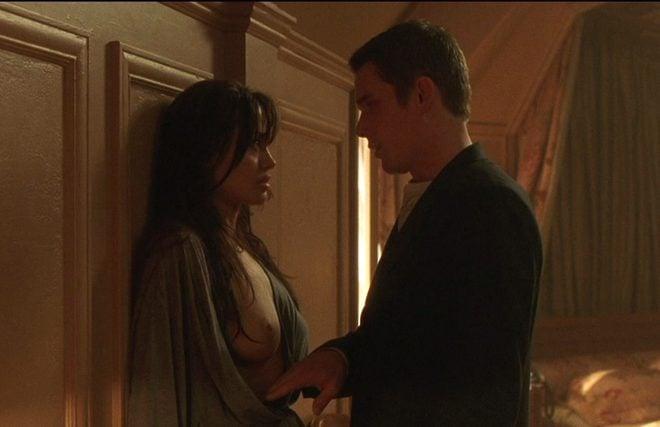 Kristen loken escena de sexo