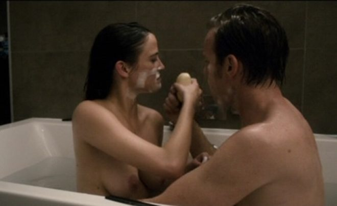 Sofía Vergara desnuda y en una escena erótica con
