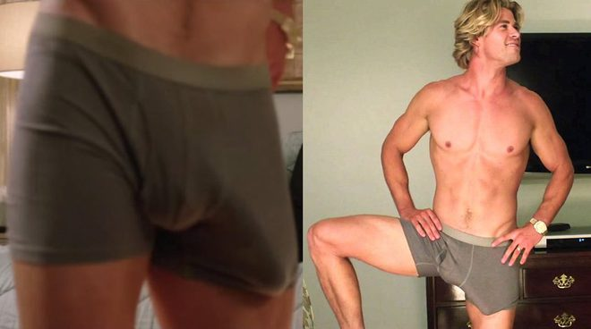 dick naked Chris brown