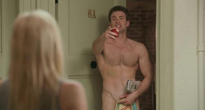 Olsen naked pictures chris evans