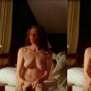 Sigourney Weaver Desnuda Sobre La Cama En Mi Mapa Del Mundo