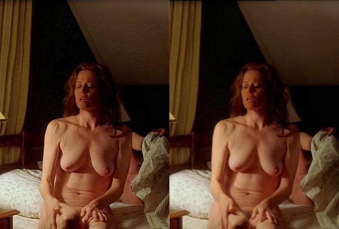 Sigourney weaver full naked