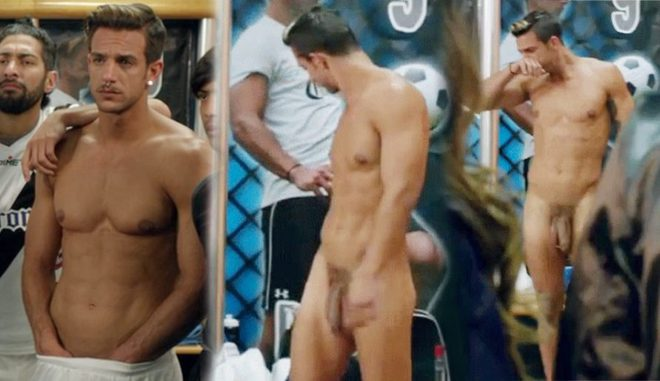 Zac efron desnuda en la ducha