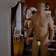 Scarlett Johansson con el pecho desnudo en Vicky Cristina