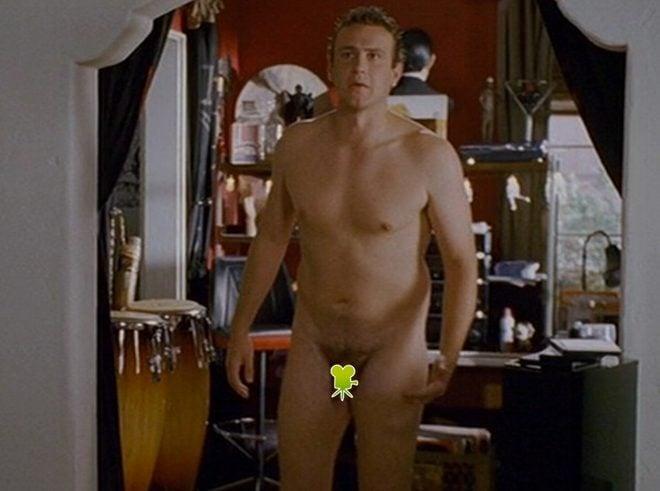 Desnudo integral de Jason Segel en 'Paso de ti' ('Forgetting Sarah Marshall')