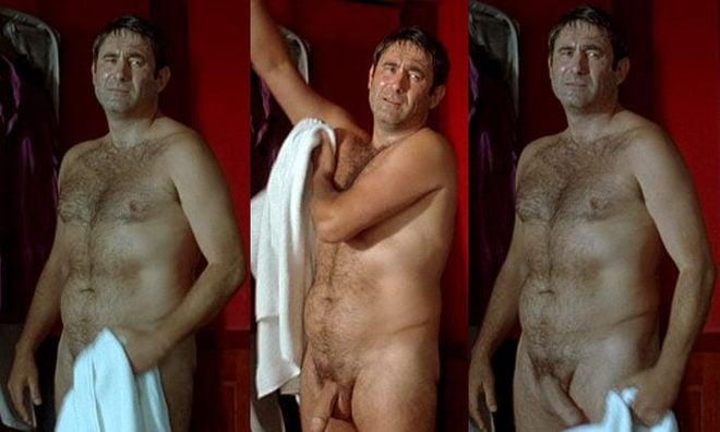 Naked penis
