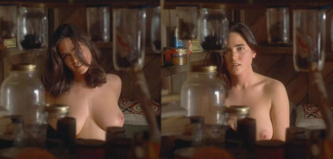 Naked pictures of jennifer connelly, hot young females fingering pussy