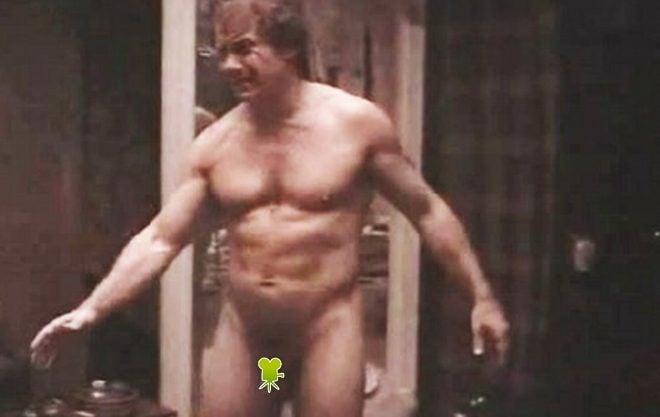Harvey Keitel  hace un desnudo integral en una escena de 'Teniente corrupto'
