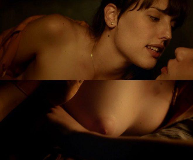 Berta Vázquez Y Maggie Civantos Desnudas En La Ducha De Vis A Vis
